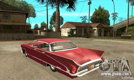 Buick LaNuit für GTA San Andreas zurück linke Ansicht