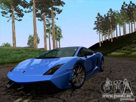 Realistic Graphics HD 4.0 pour GTA San Andreas troisième écran