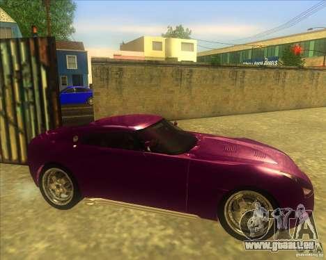 Melling Hellcat für GTA San Andreas