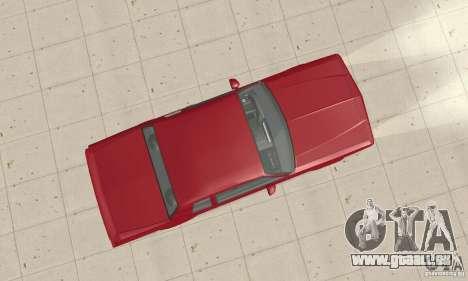 Chevrolet Monte Carlo SS 1986 für GTA San Andreas rechten Ansicht