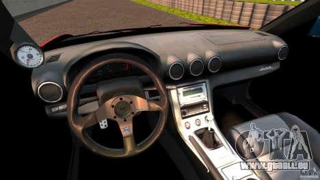 Nissan Silvia S15 Evil Empire für GTA 4 Rückansicht