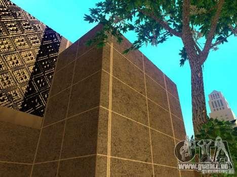 Immeuble neuf à Los Santos pour GTA San Andreas quatrième écran