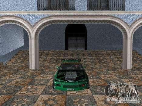 Nissan Silvia S15 Kei Office D1GP für GTA Vice City linke Ansicht