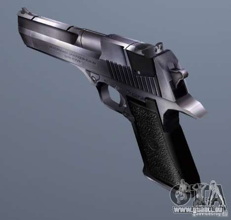 CS Guns Beta 1B für GTA San Andreas dritten Screenshot