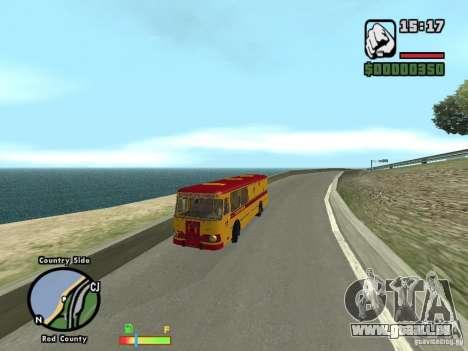 Assistance technique LIAZ 677 HBI pour GTA San Andreas