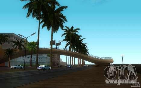 Végétation parfaite c. 2 pour GTA San Andreas troisième écran