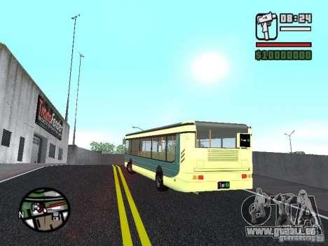 XTunnerHUN Team Man pour GTA San Andreas laissé vue