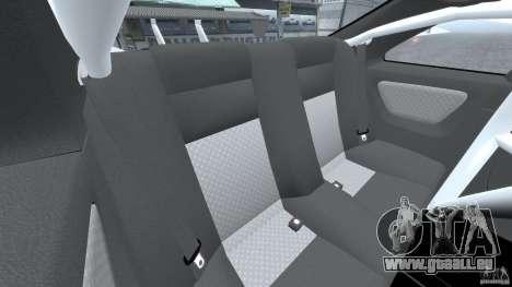 Nissan Skyline GT-R (R33) v1.0 für GTA 4 Seitenansicht