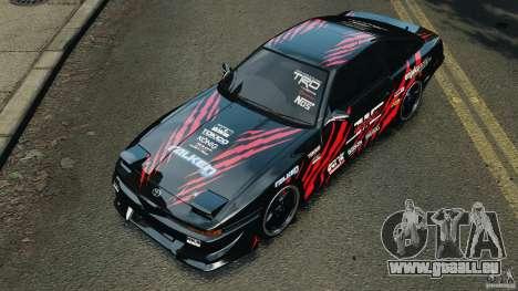 Toyota Supra 3.0 Turbo MK3 1992 v1.0 für GTA 4