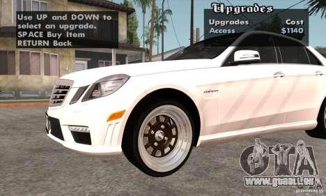 Wheels Pack by EMZone pour GTA San Andreas sixième écran
