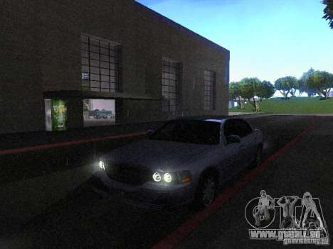 ENBSeries by JudasVladislav für GTA San Andreas achten Screenshot