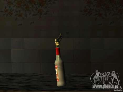 Pak inländischen Waffen Version 4 für GTA San Andreas dritten Screenshot