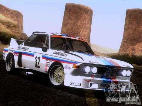 BMW CSL GR4 für GTA San Andreas