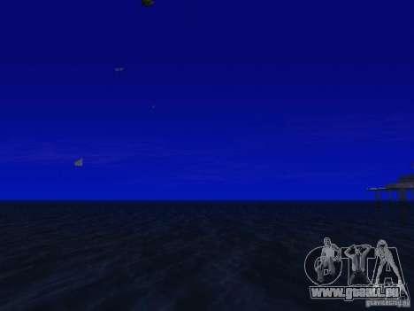Nouveau Timecyc pour GTA San Andreas troisième écran