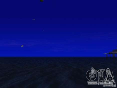 Neue Timecyc für GTA San Andreas dritten Screenshot