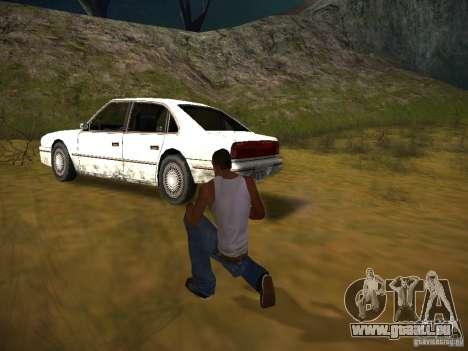 ENBSeries by GaTa pour GTA San Andreas huitième écran