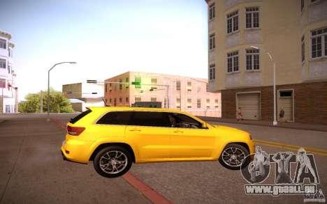 ENBSeries für schwächere PC v2. 0 für GTA San Andreas siebten Screenshot