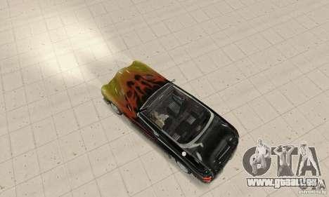 Flat Out Style für GTA San Andreas zurück linke Ansicht