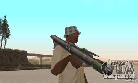 Pack armes de Star Wars pour GTA San Andreas septième écran