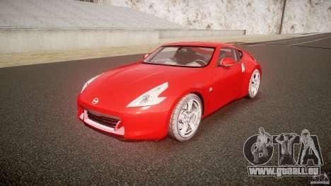 Nissan 370Z pour GTA 4
