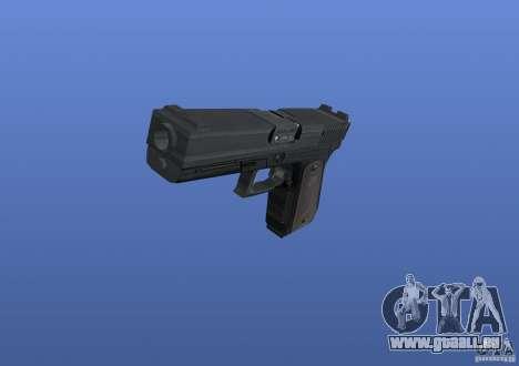 Glock pour GTA 4
