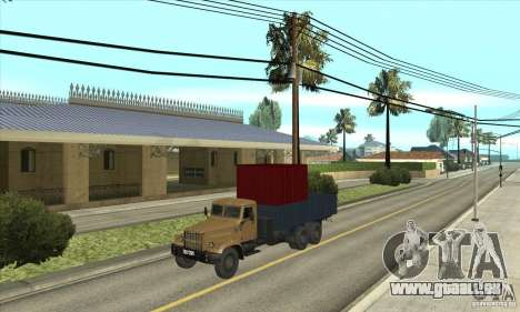 KrAZ-257 für GTA San Andreas