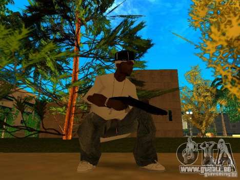 New Weapon Pack für GTA San Andreas her Screenshot
