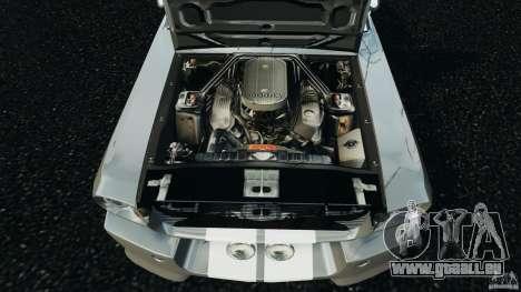 Shelby GT 500 Eleanor v2.0 für GTA 4 Seitenansicht