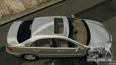 Honda Acura RL für GTA 4 rechte Ansicht