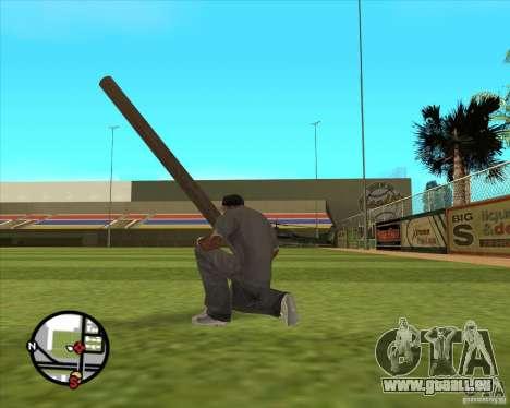 Russische Holz für GTA San Andreas dritten Screenshot