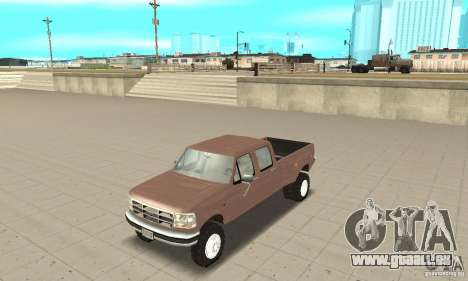 Ford F-350 1992 pour GTA San Andreas