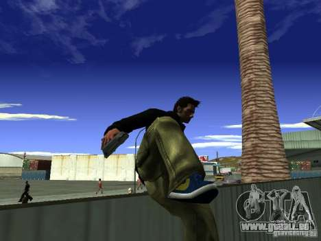 Claude HD Remake (Beta) für GTA San Andreas fünften Screenshot
