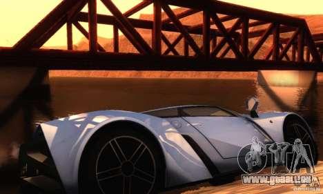 ENBSeries by dyu6 v5.0 pour GTA San Andreas huitième écran