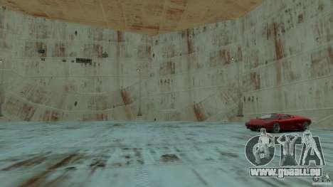 Demolition Derby Arena (Happiness Island) pour GTA 4 quatrième écran