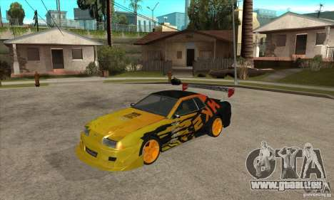 Tuneable Elegy v0.1 pour GTA San Andreas