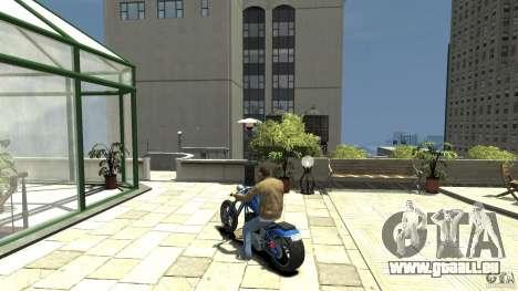 The Lost and Damned Bikes Hexer für GTA 4 hinten links Ansicht