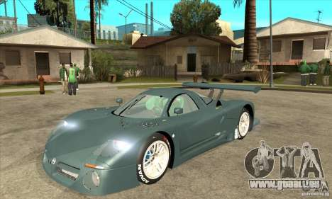 Nissan R390 GT1 1998 v1.0.0 pour GTA San Andreas