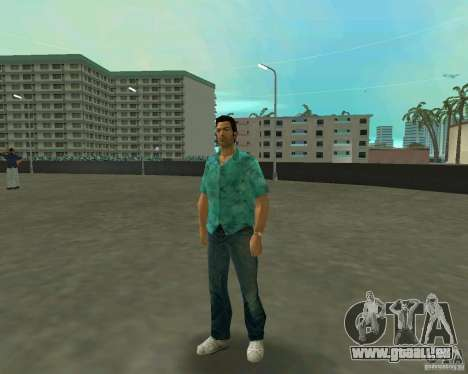 Tommy en HD + nouveau modèle pour GTA Vice City
