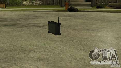 Flash-CoD-MW2 für GTA San Andreas zweiten Screenshot