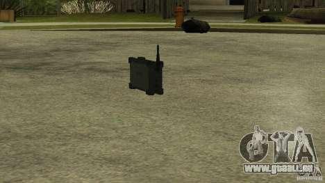 Flash-CoD-MW2 für GTA San Andreas zweiten Screenshot