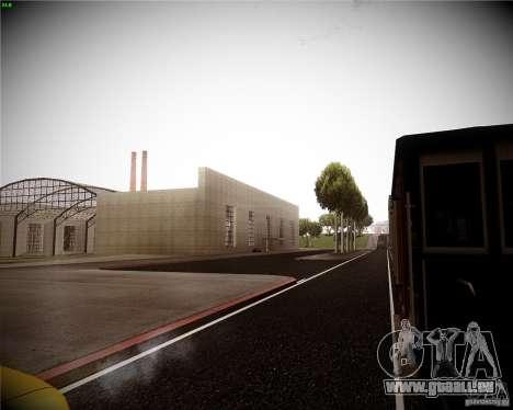 Une collection de mods graphiques pour GTA San Andreas cinquième écran