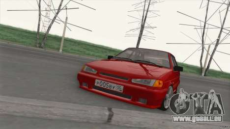 ВАЗ 2114 DROP pour GTA San Andreas