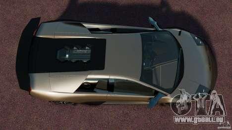 Lamborghini Murcielago LP670-4 SV [EPM] pour GTA 4 est un droit