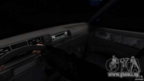 VAZ 2109 Drift Turbo für GTA 4 Rückansicht