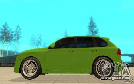 Wild Upgraded Your Cars (v1.0.0) für GTA San Andreas fünften Screenshot