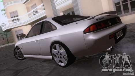 Nissan Silvia S14 Kouki pour GTA San Andreas vue arrière