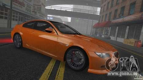 BMW M6 Hurricane RR pour GTA 4 est un côté