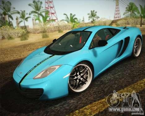 ENBSeries by ibilnaz v 2.0 pour GTA San Andreas deuxième écran