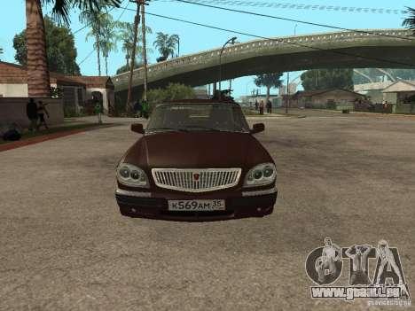 GAS 311055 für GTA San Andreas zurück linke Ansicht