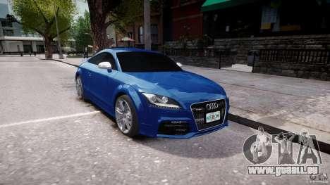 Audi TT RS Coupe v1 pour GTA 4